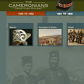 cameronians pic